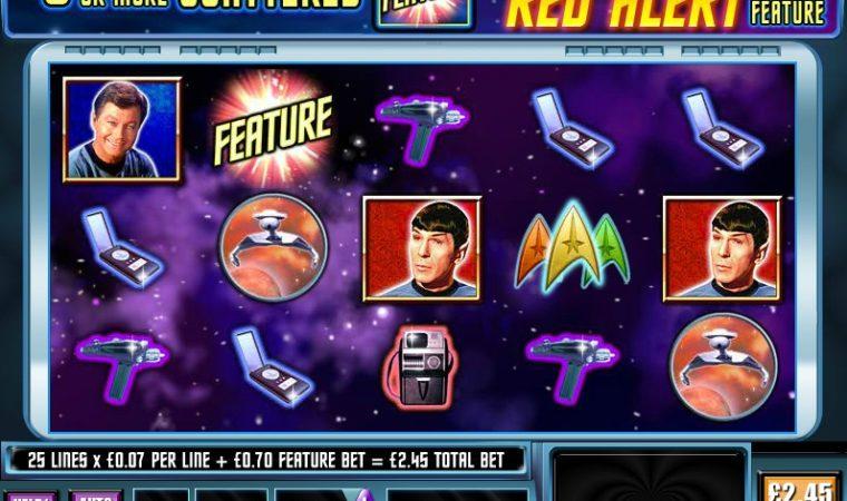 Star Trek Ep 1 Red Alert