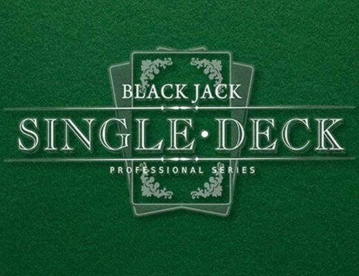Blackjack Single Deck Low Limit