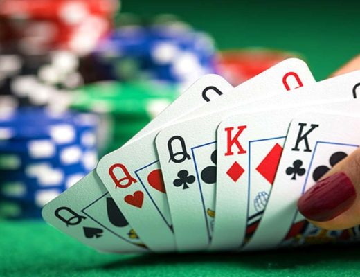 Double Double Bonus Poker Multihand by RTG