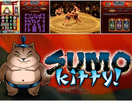 A Review of Sumo Kitty Slots by Bally Technologies