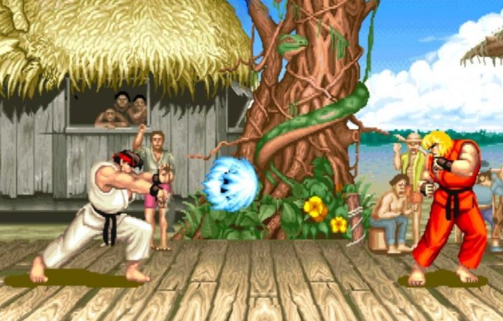 Street Fighter 2 Slots Review & Guide