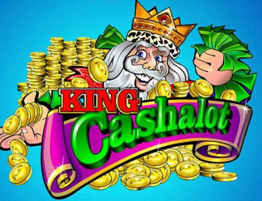 King Cashalot 5 Reel