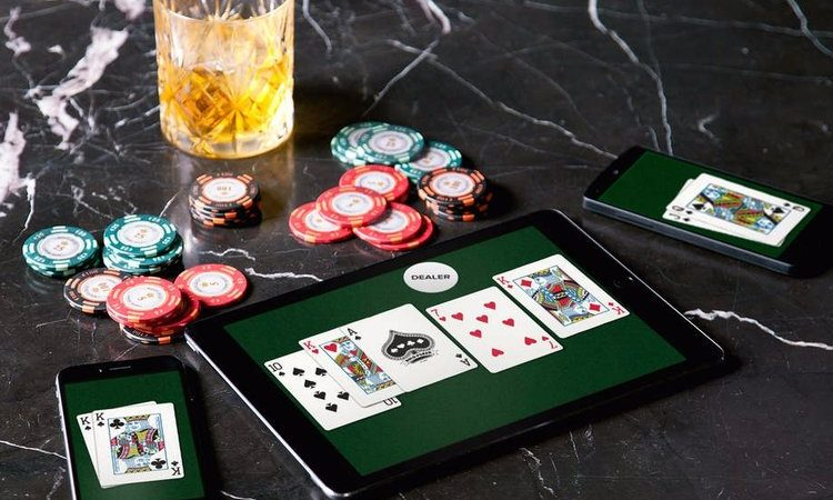 iPad Video Poker