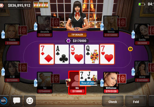 iPhone Casino Hold'em