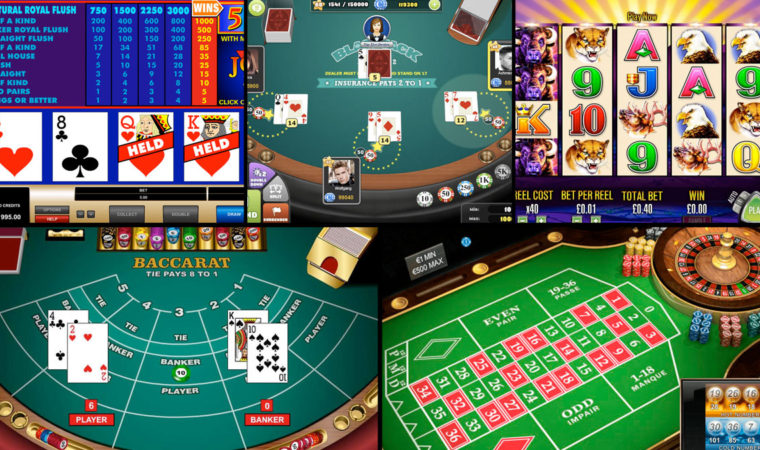 Enjoy the Best Casino Games at Top-Rated Online Casinos
