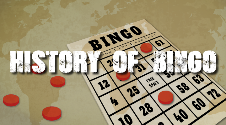 The History of Bingo Online Games Through Out Now